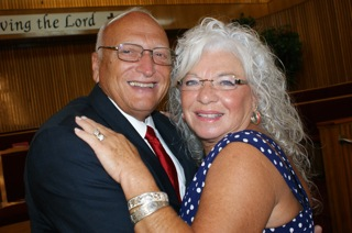 Rev. Eddie and Beverly Sawyer